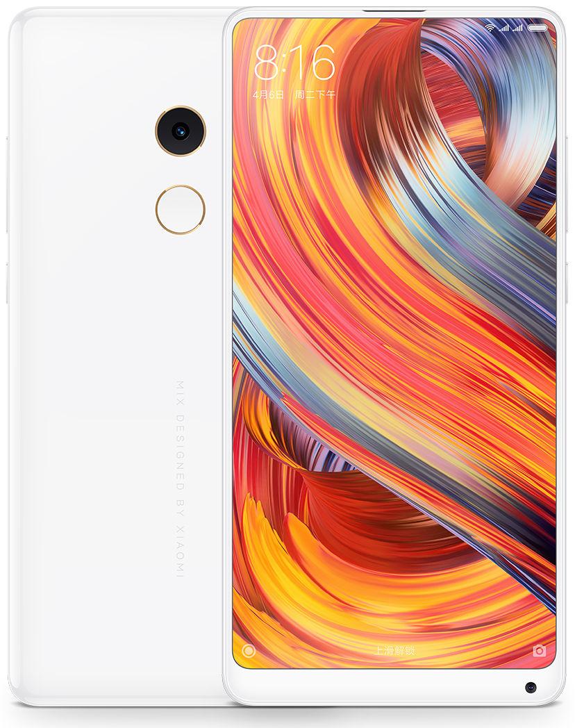 Безрамочный смартфон Xiaomi MiMix 2 выходит в Российской Федерации