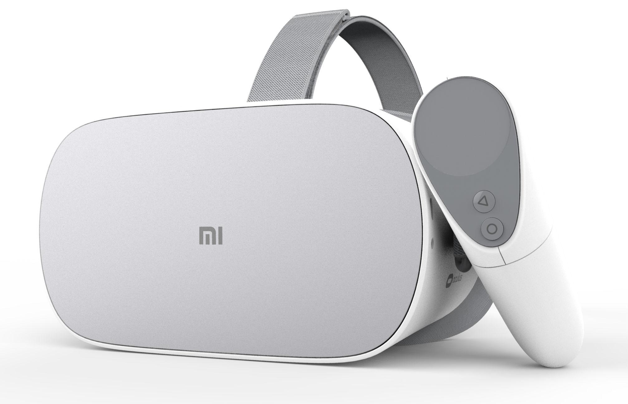 Фейсбук иXiaomi выпустят VR-шлем специально для китайского рынка