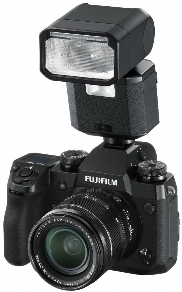 X-H1_Black_Oblique+XF18-55mm+EF-X500
