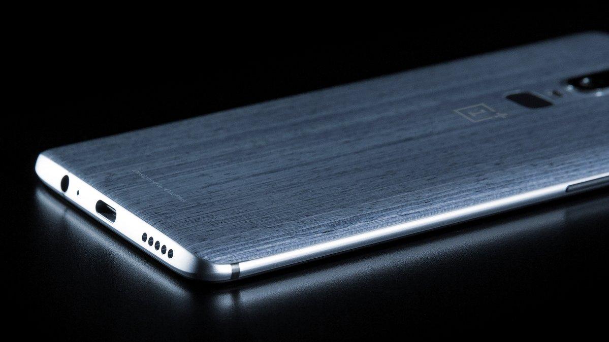 Так будет выглядеть OnePlus 6— Утечка