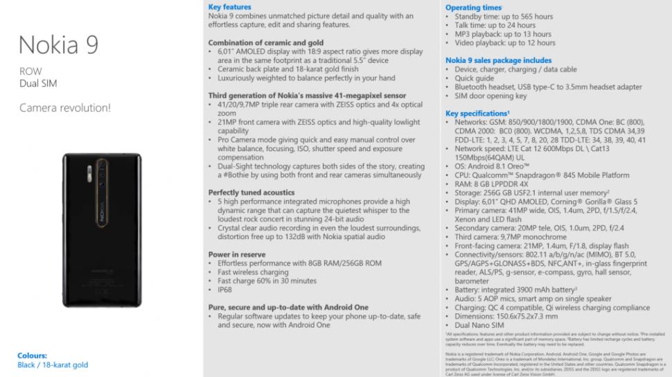Nokia9-datasheet