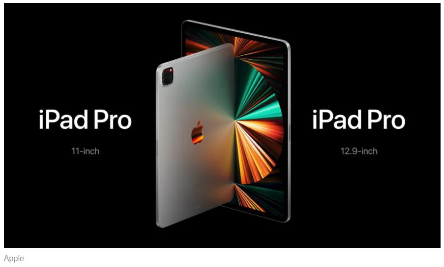 Представлен iPad Pro с чипом M1