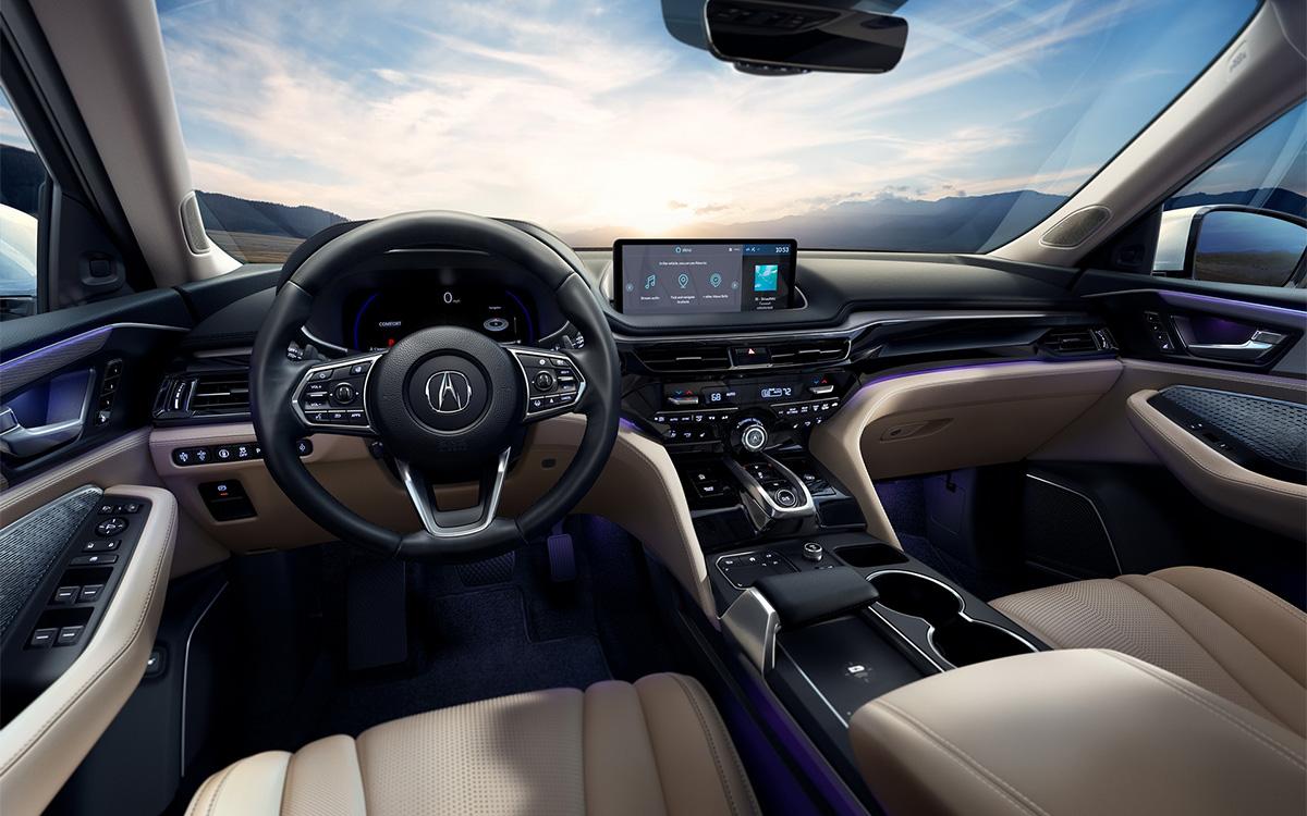 Acura представила кроссовер MDX нового поколения1