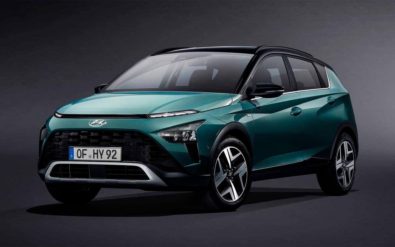Представлен новый бюджетный кроссовер Hyundai