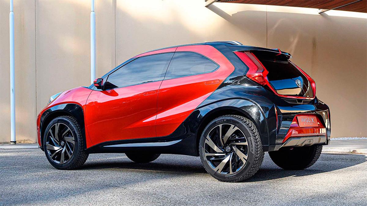 Toyota представила новую бюджетную модель