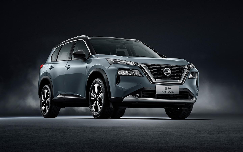 Nissan  представила новый X-Trail