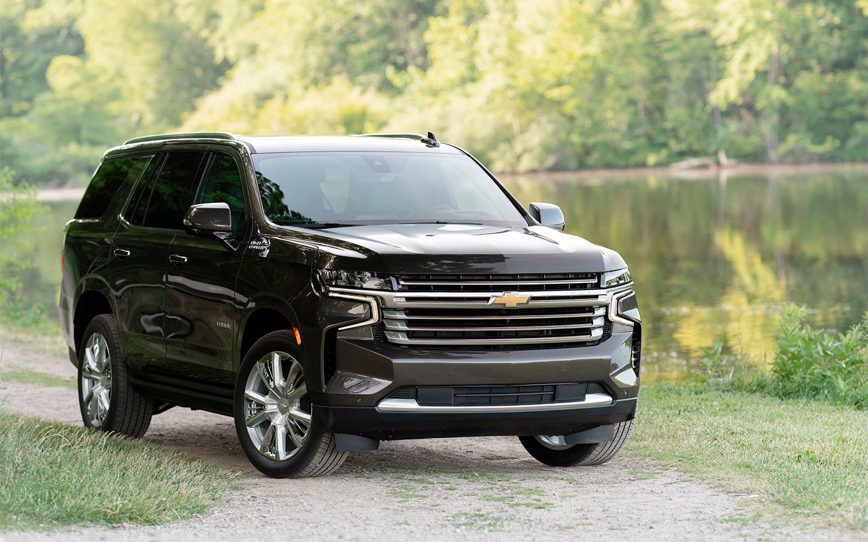 Продажи новых Cadillac Escalade и Chevrolet Tahoe стартуют в России в начале лета
