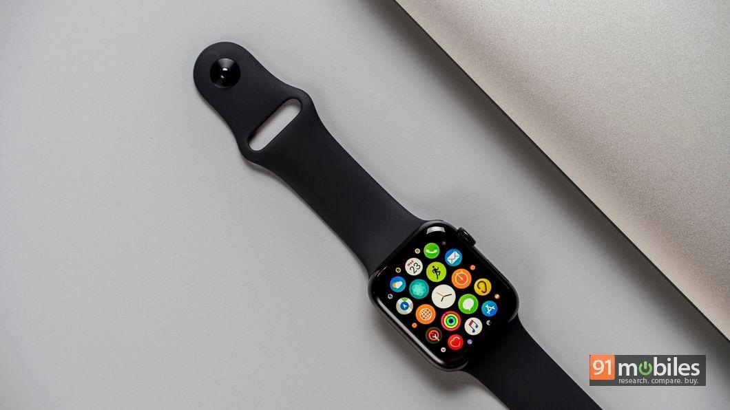 Текущее поколение смарт-часов - Apple Watch 5
