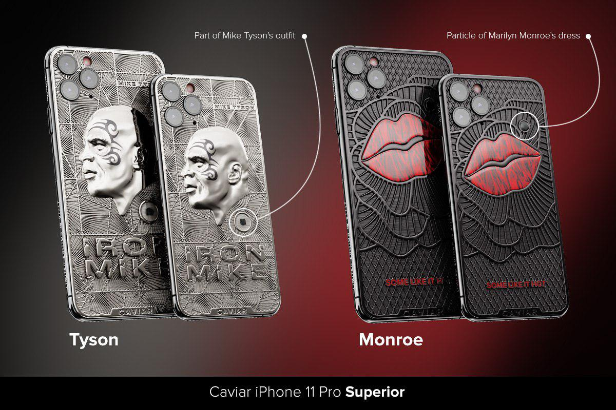 Caviar Superior Tyson and Monroe