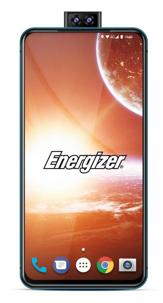Energizer - POWER MAX P18K POP - FRONT