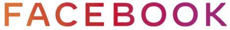 Facebookk corporate logo