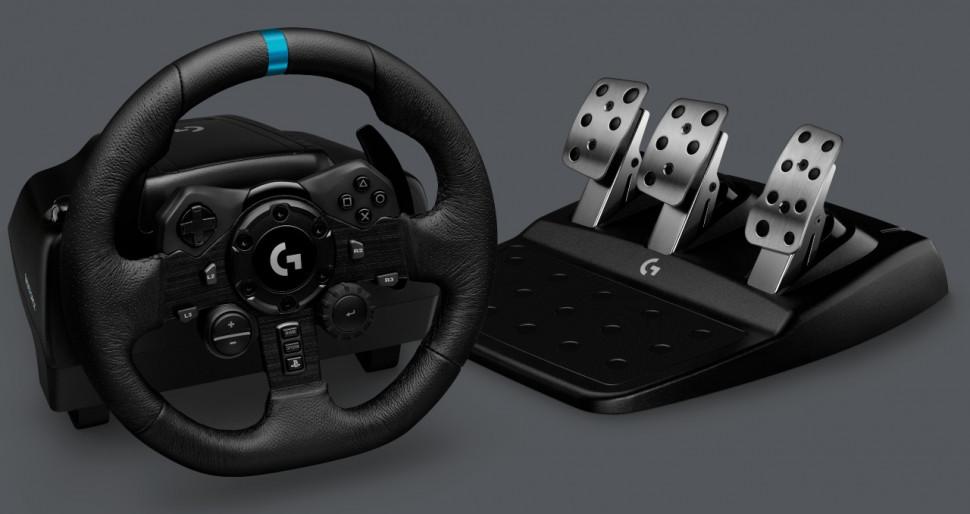 G923 FOB PS4 Gray