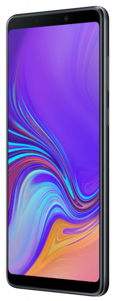 Galaxy A9 Caviar Black
