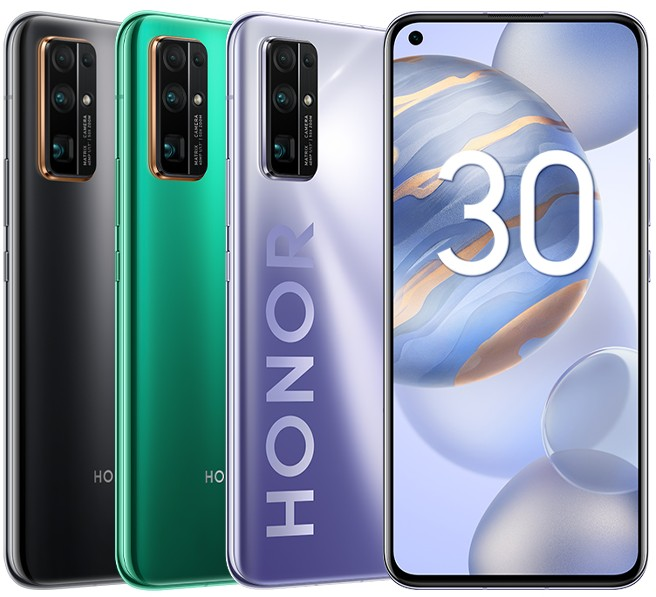 HONOR 30_ all