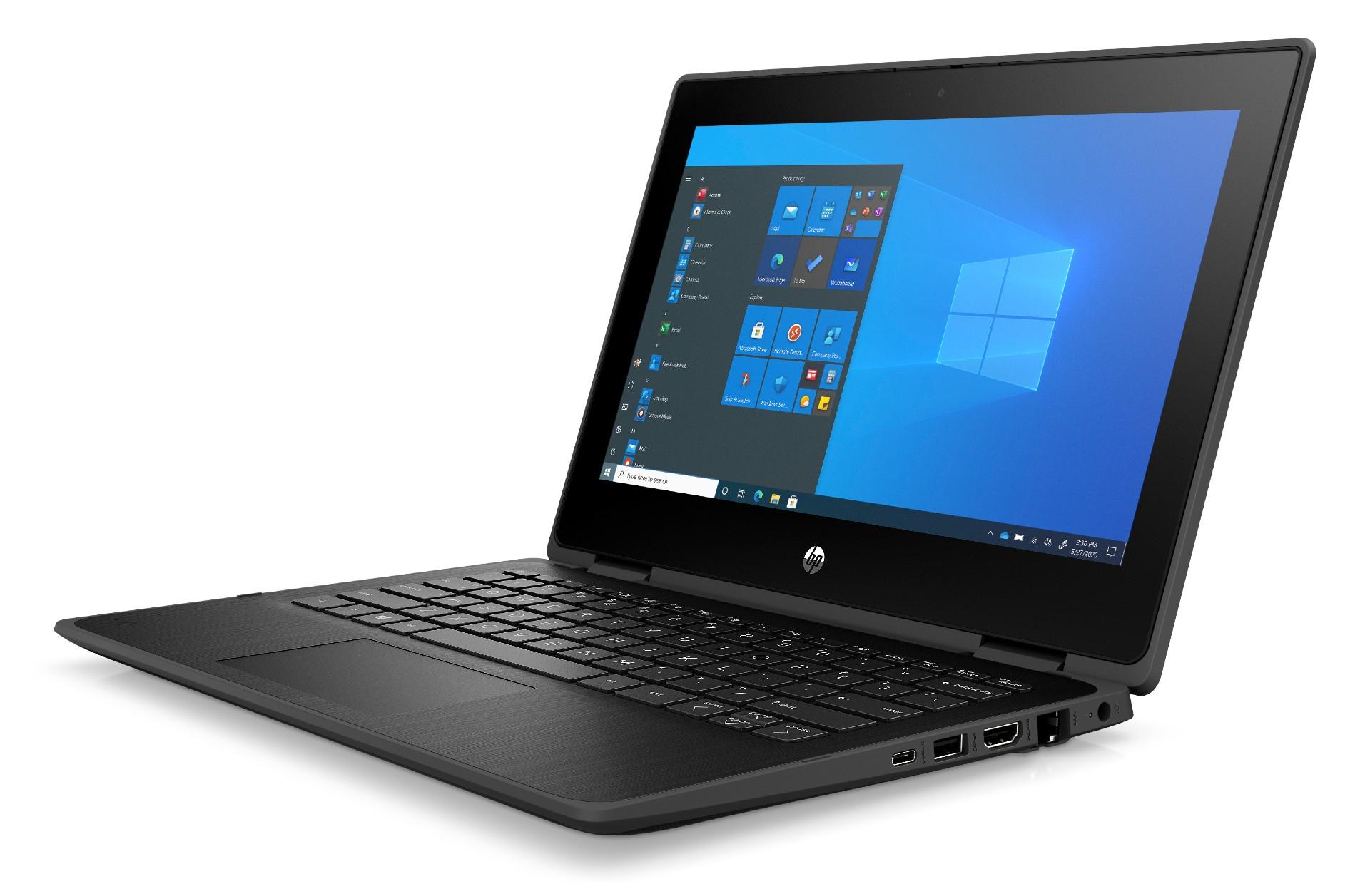 HP ProBook x360 11 G7 EE_Front Left