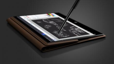 HP Spectre Folio - Tablet Position