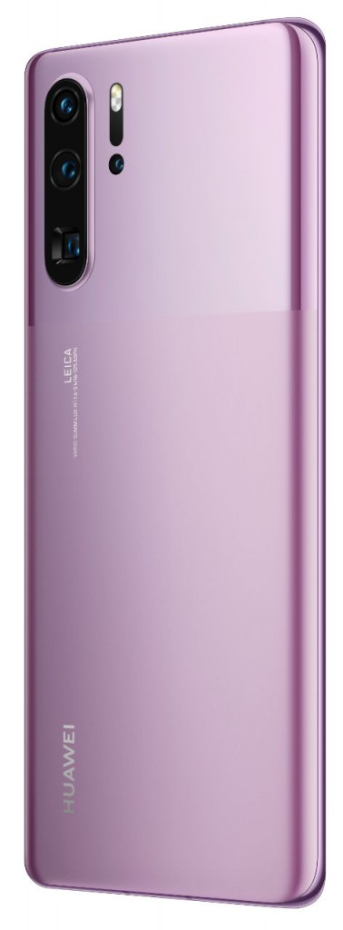 HUAWEI P30 Pro_Misty Lavender_Rear 30_Left_Without UI