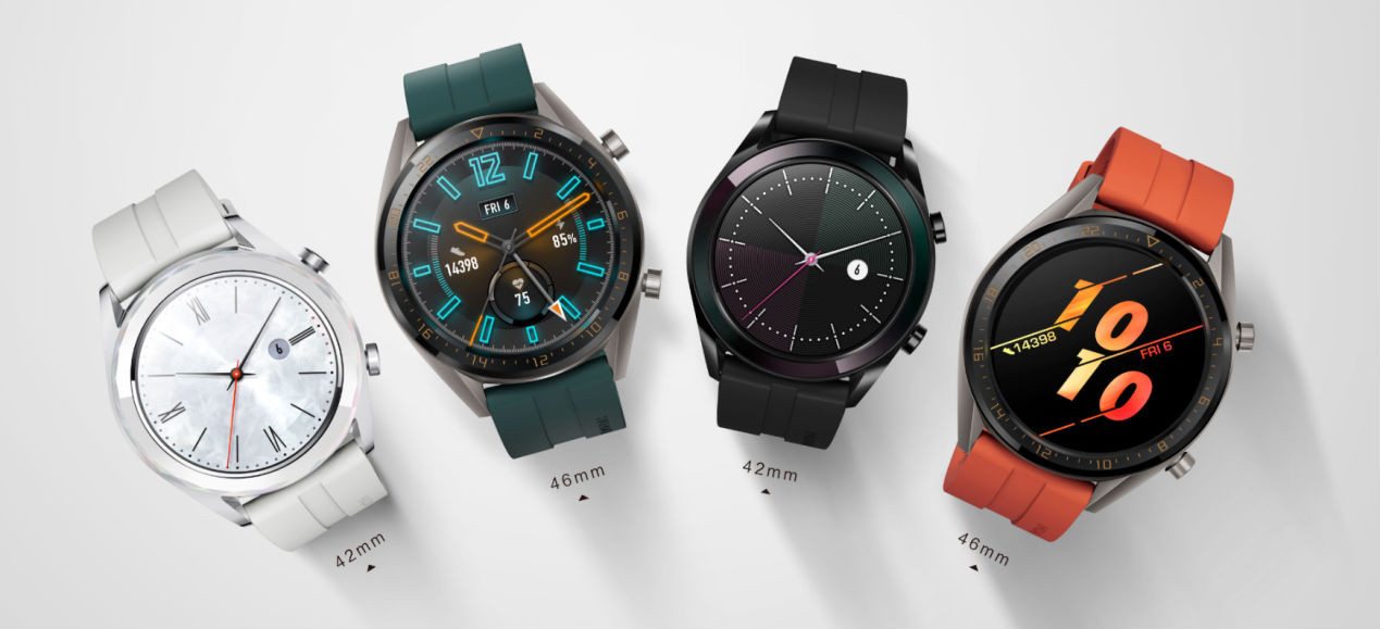 HUAWEI Watch GT_New editions