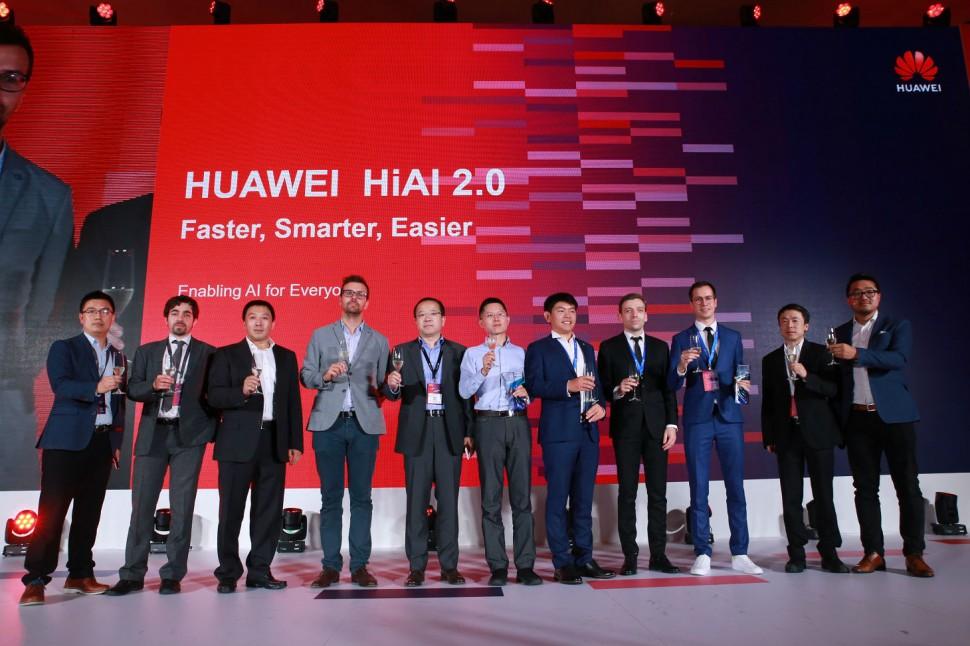 HiAI 2.0 Launch