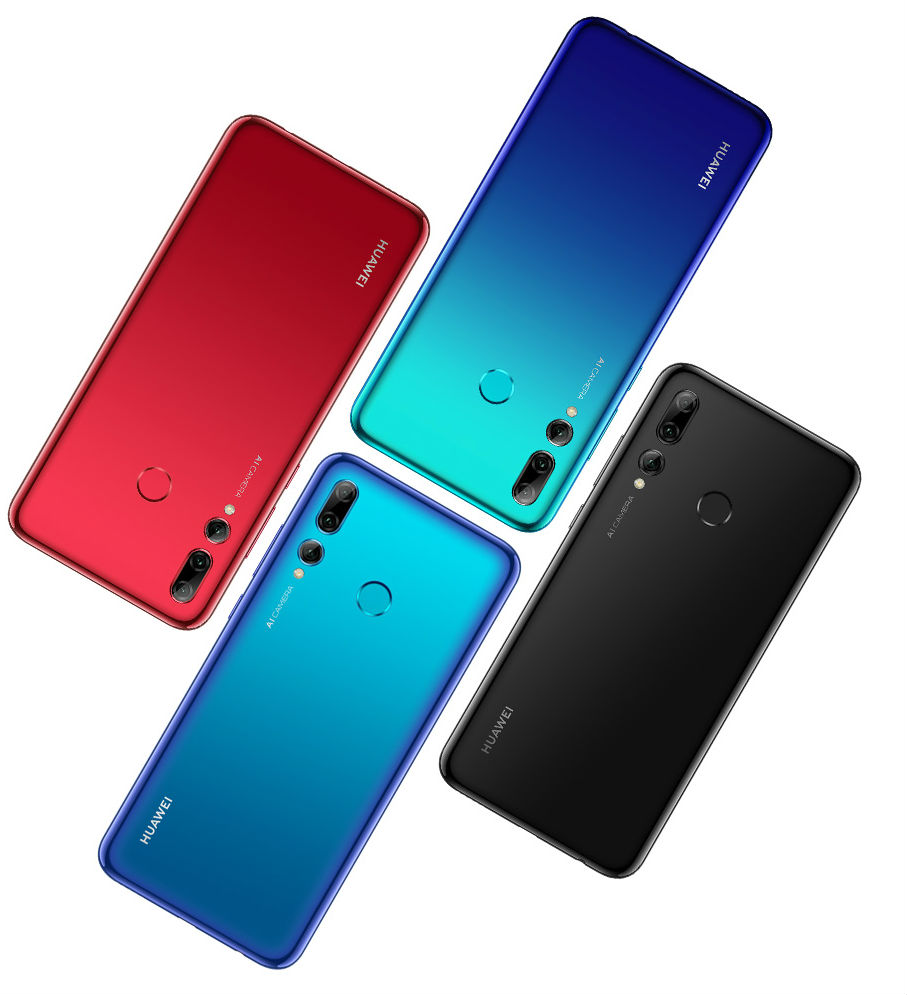 Huawei enjoys 9S color