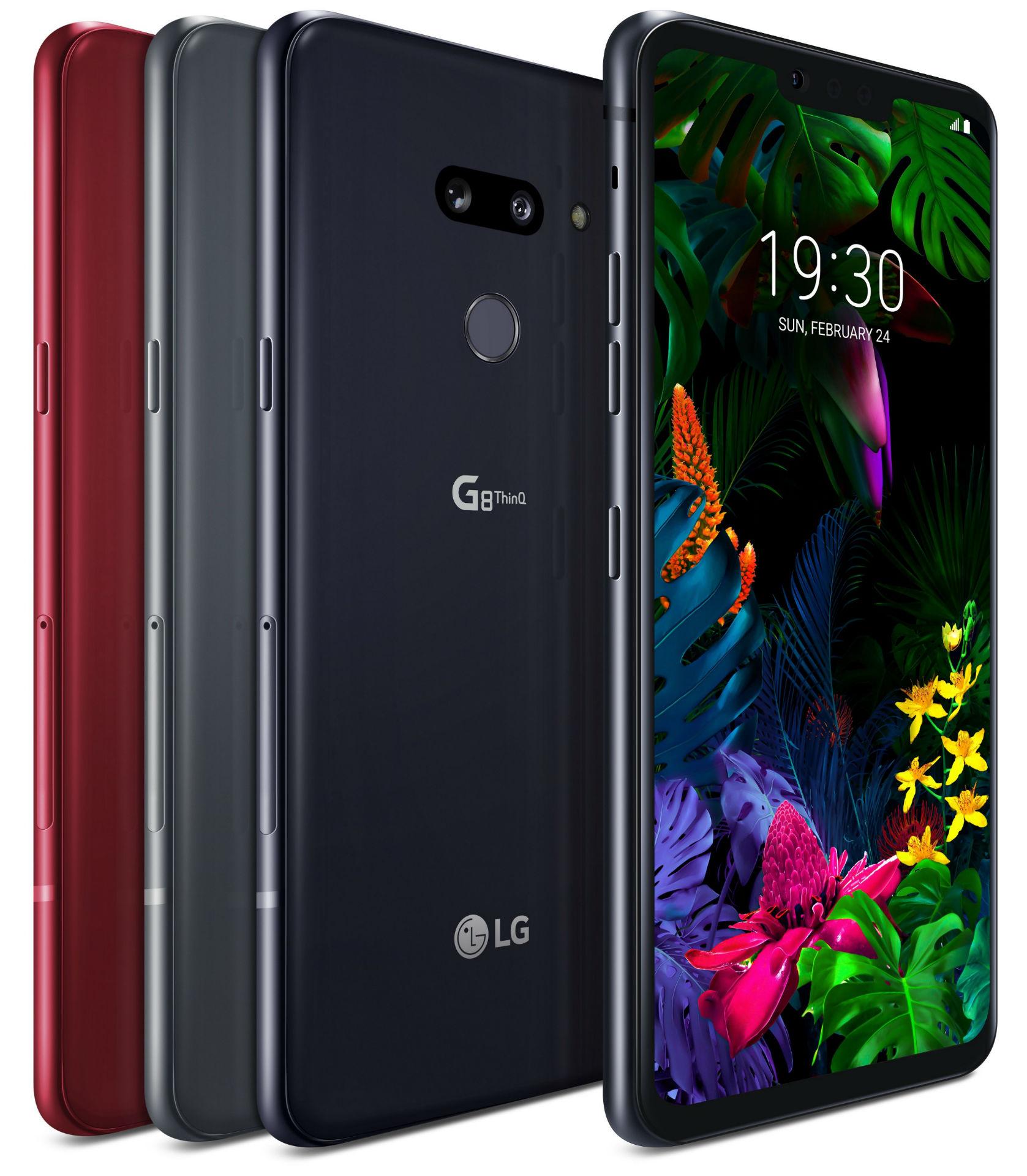 LG G8 ThinQ ? LG G8s ThinQ - ??? ??????? ????????? ?? LG
