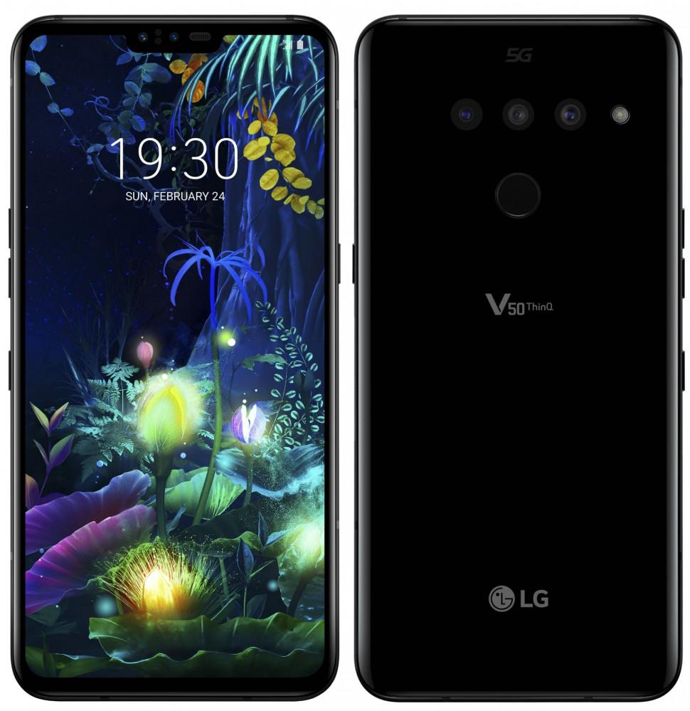 LG-V50-ThinQ-Front