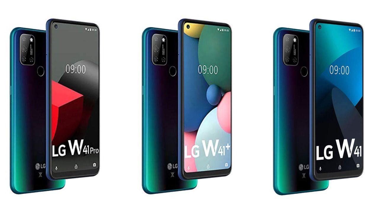 LG W41 series