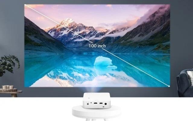 LG- projector-PH30N