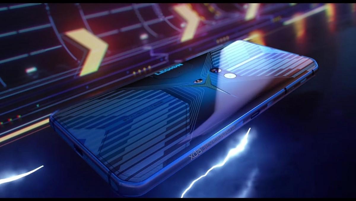 В Lenovo Legion будет двойной вибромотор