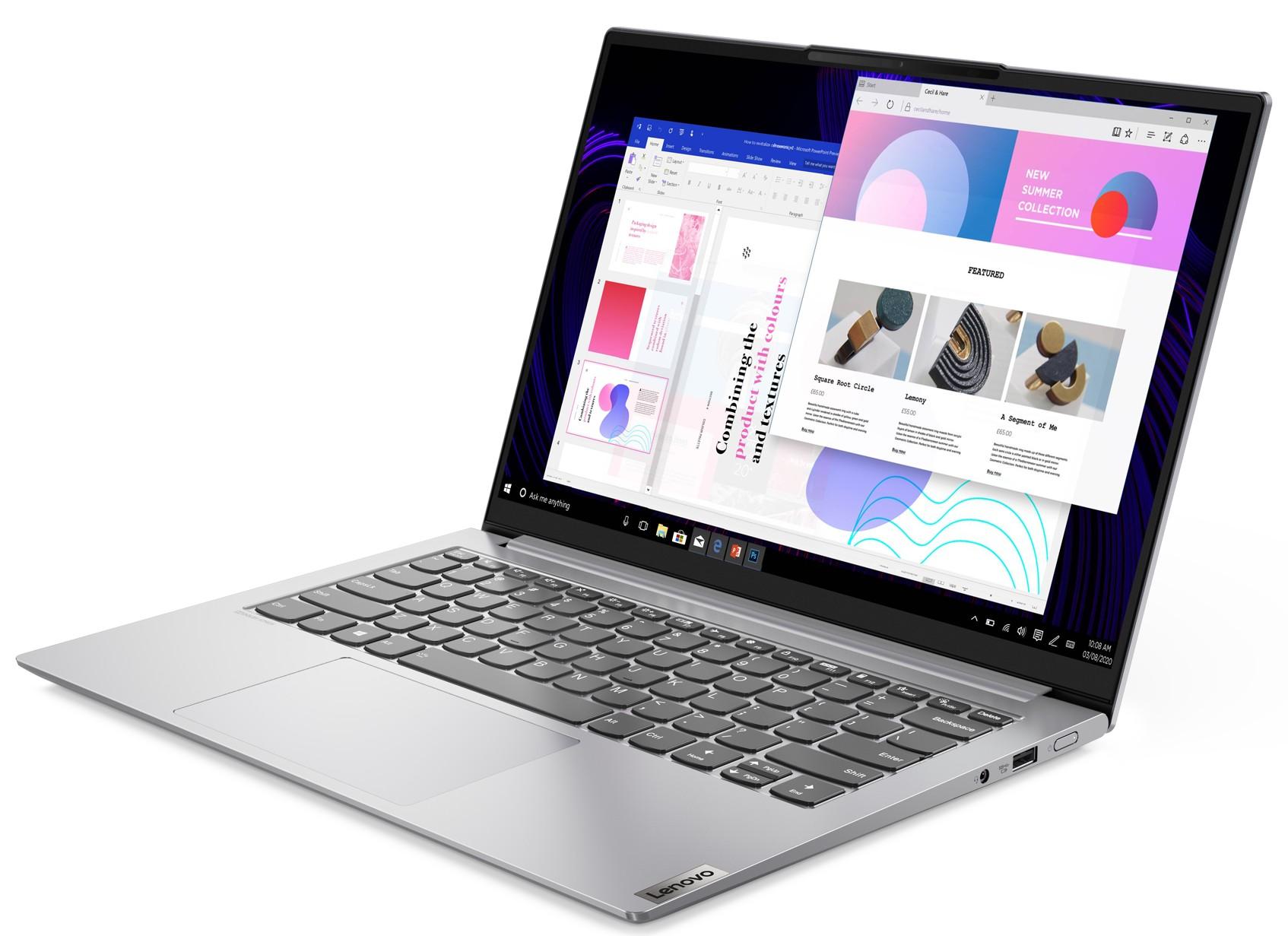 Lenovo Yoga Slim 7i Pro_Front_Facing_Left