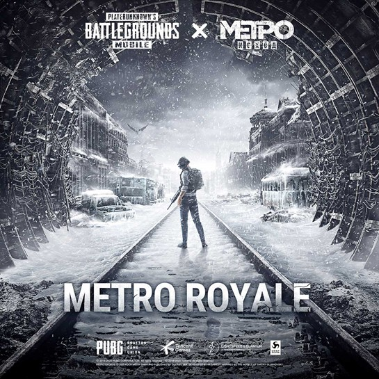 Metro PUBG