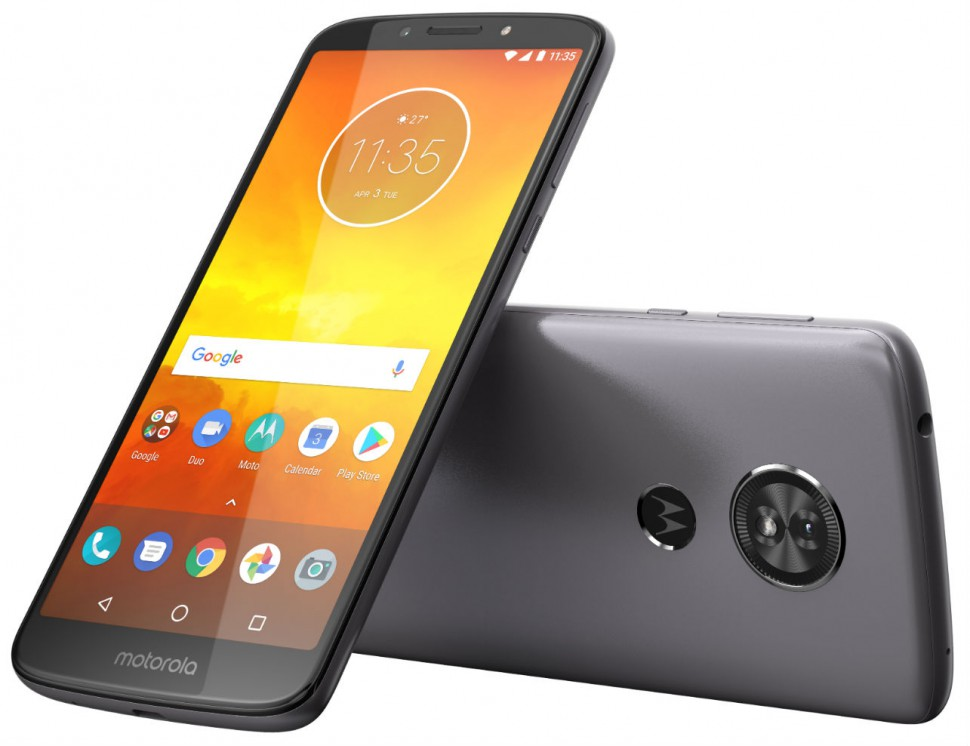 MotoE5 ROW FlashGray Laydown Combo
