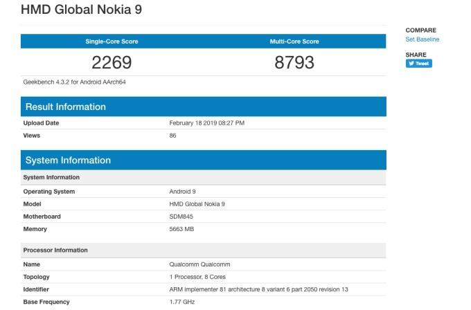 Nokia-9-benchmark