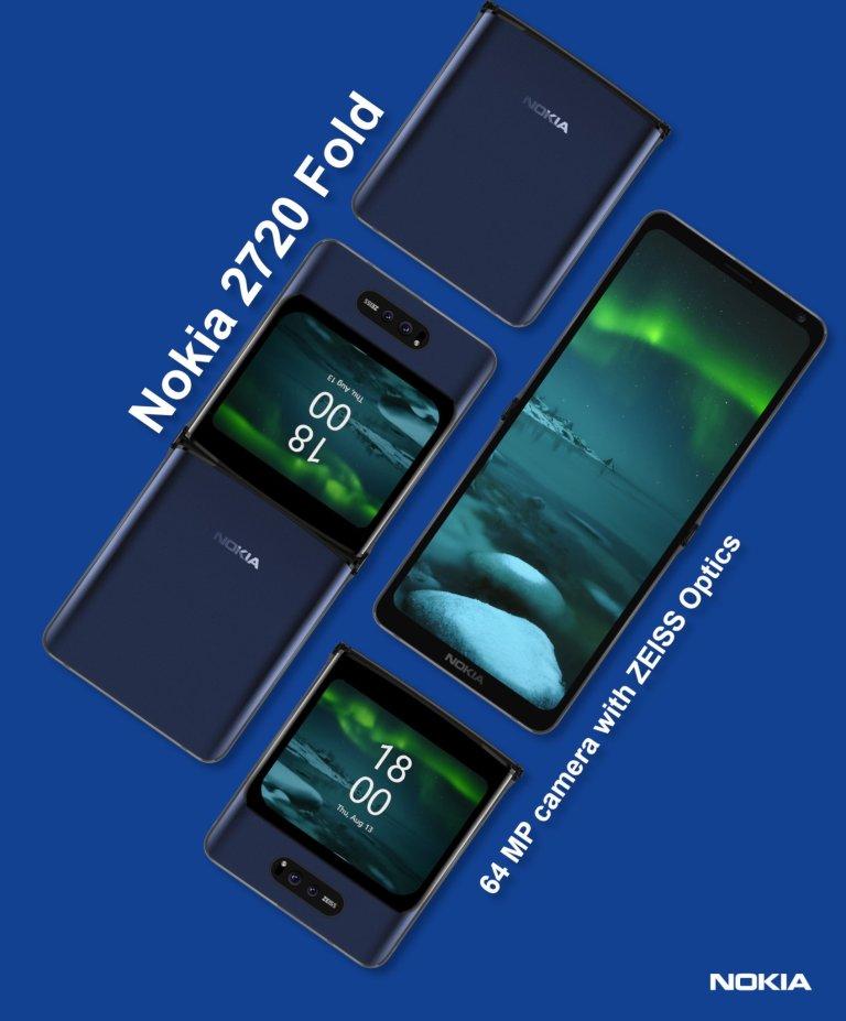 Nokia-Foldable
