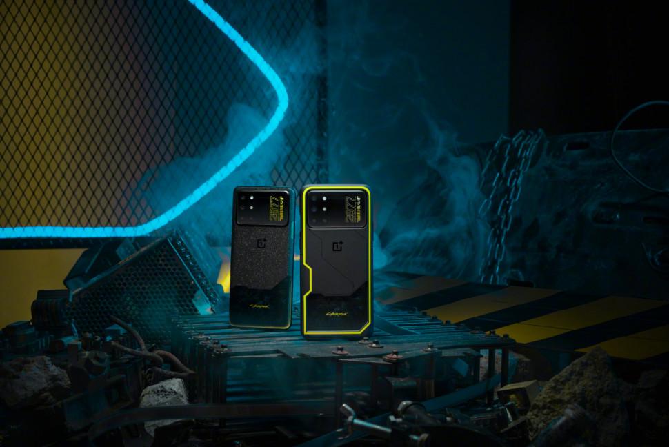 OnePlus 8T Cyberpunk 2077 Edition 1