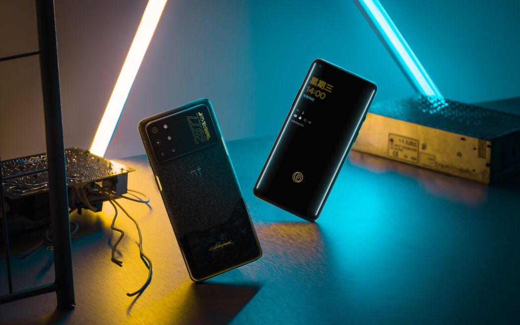OnePlus 8T Cyberpunk 2077 Edition 2