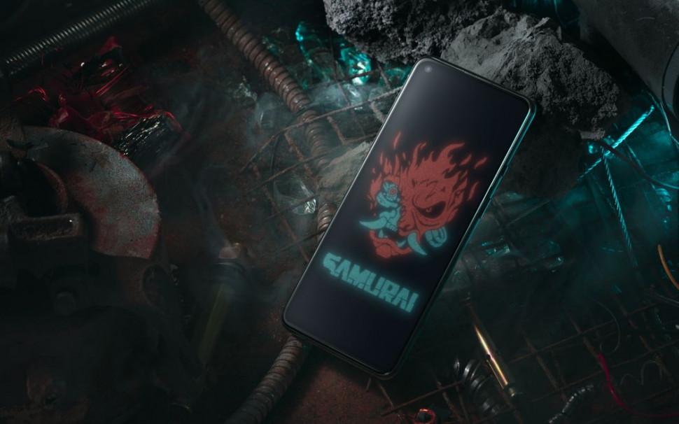 OnePlus 8T Cyberpunk 2077 Edition 3