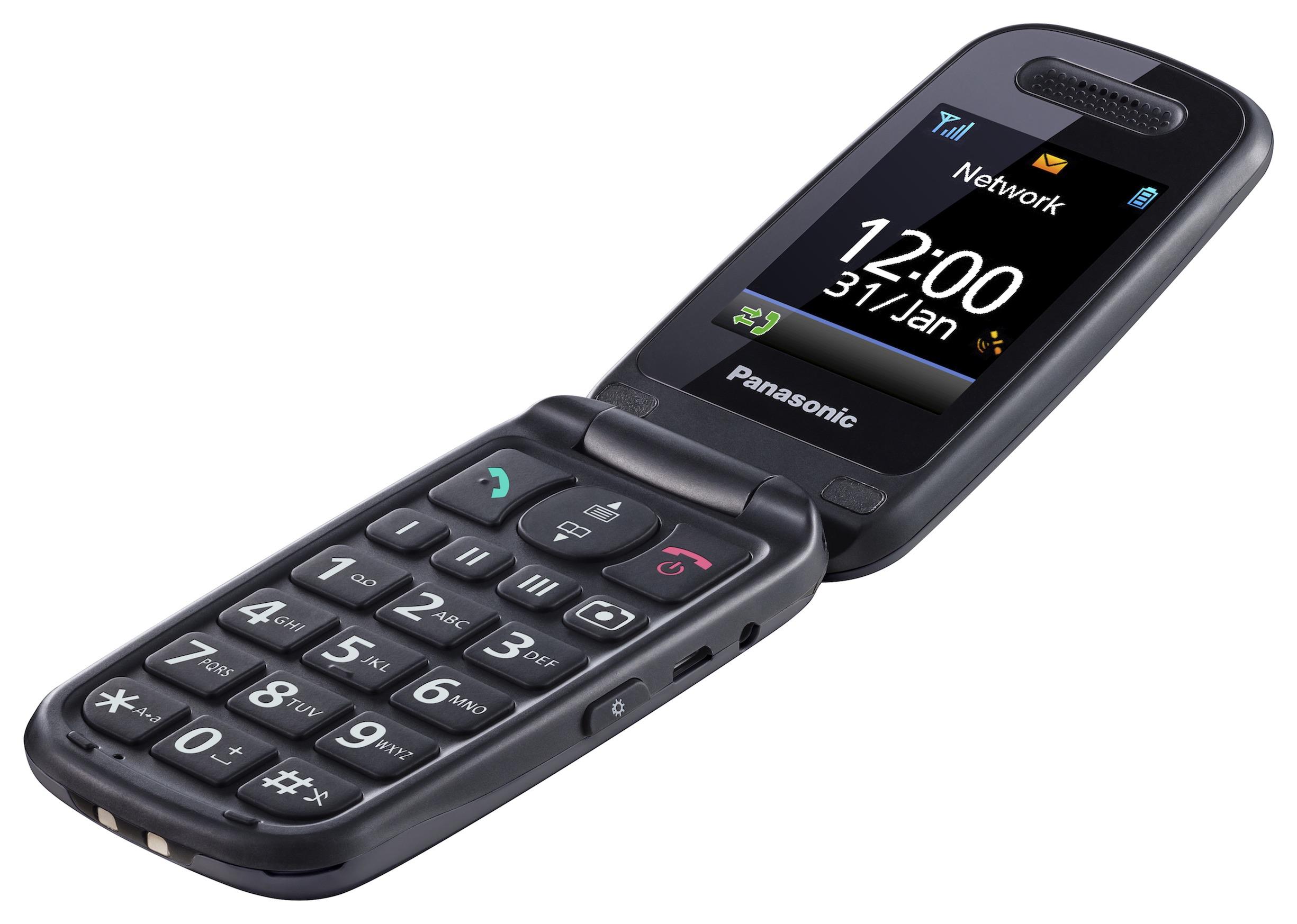 Panasonic-Seniorentelefon-KX-TU466-offen-Menu-4