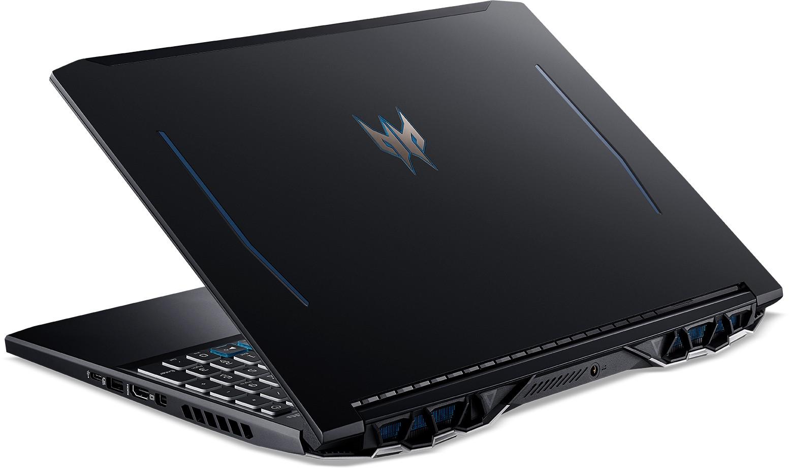 В России анонсировали новый игровой ноутбук Helios 300 от Acer