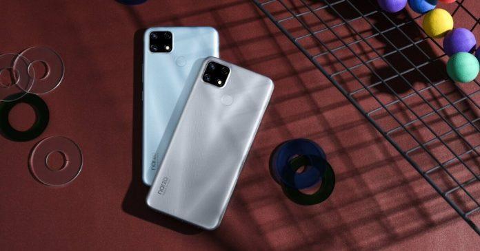 Смартфон realme Narzo 20