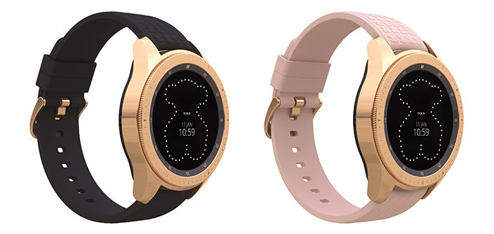 Samsung TOUS Galaxy Watch