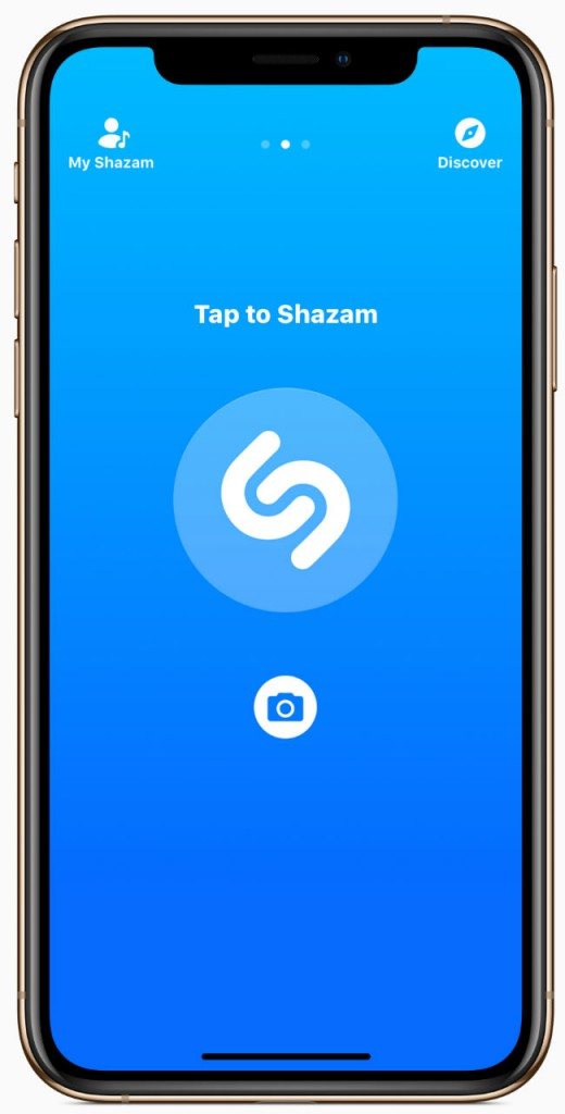Shazam-Apple-iPhone-Xs