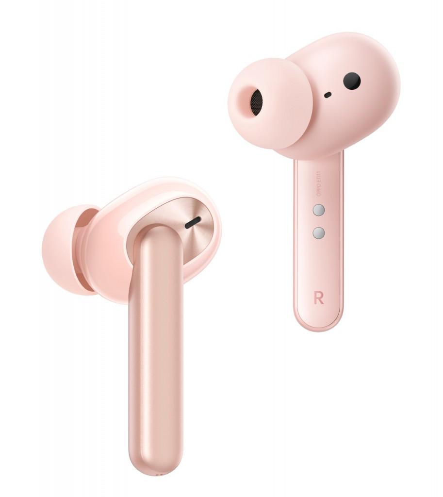 W31 Pink Earphone