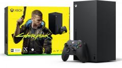 Xbox Series X Cyberpunk 2077