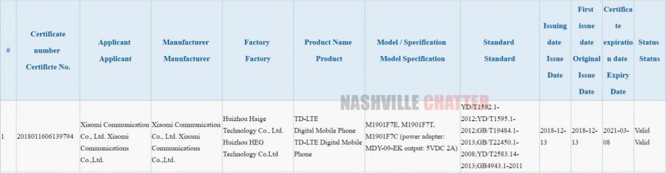 Xiaomi-M1901F7E