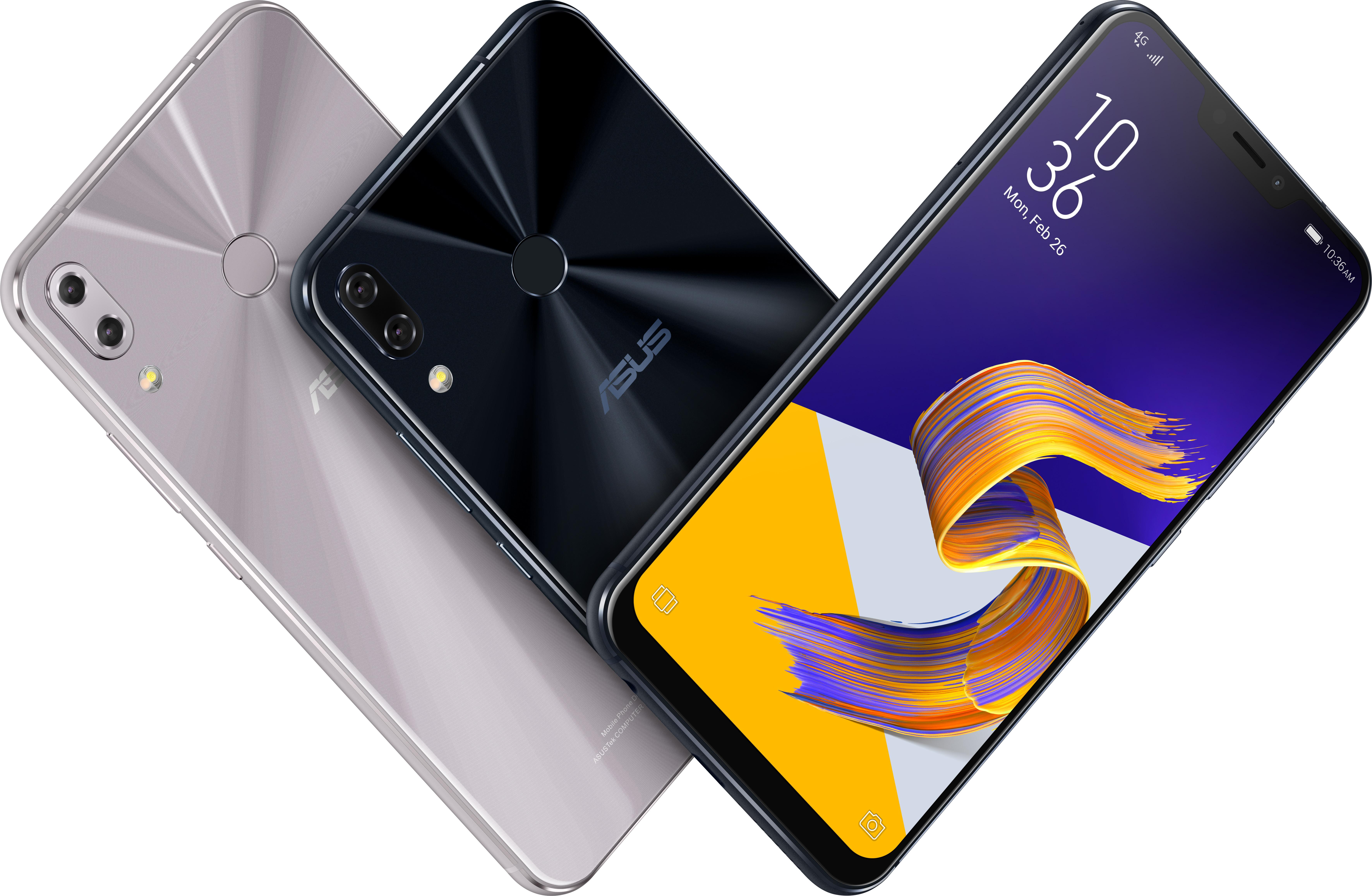 Объявлены российские цены насмартфоны ASUS Zenfone 5