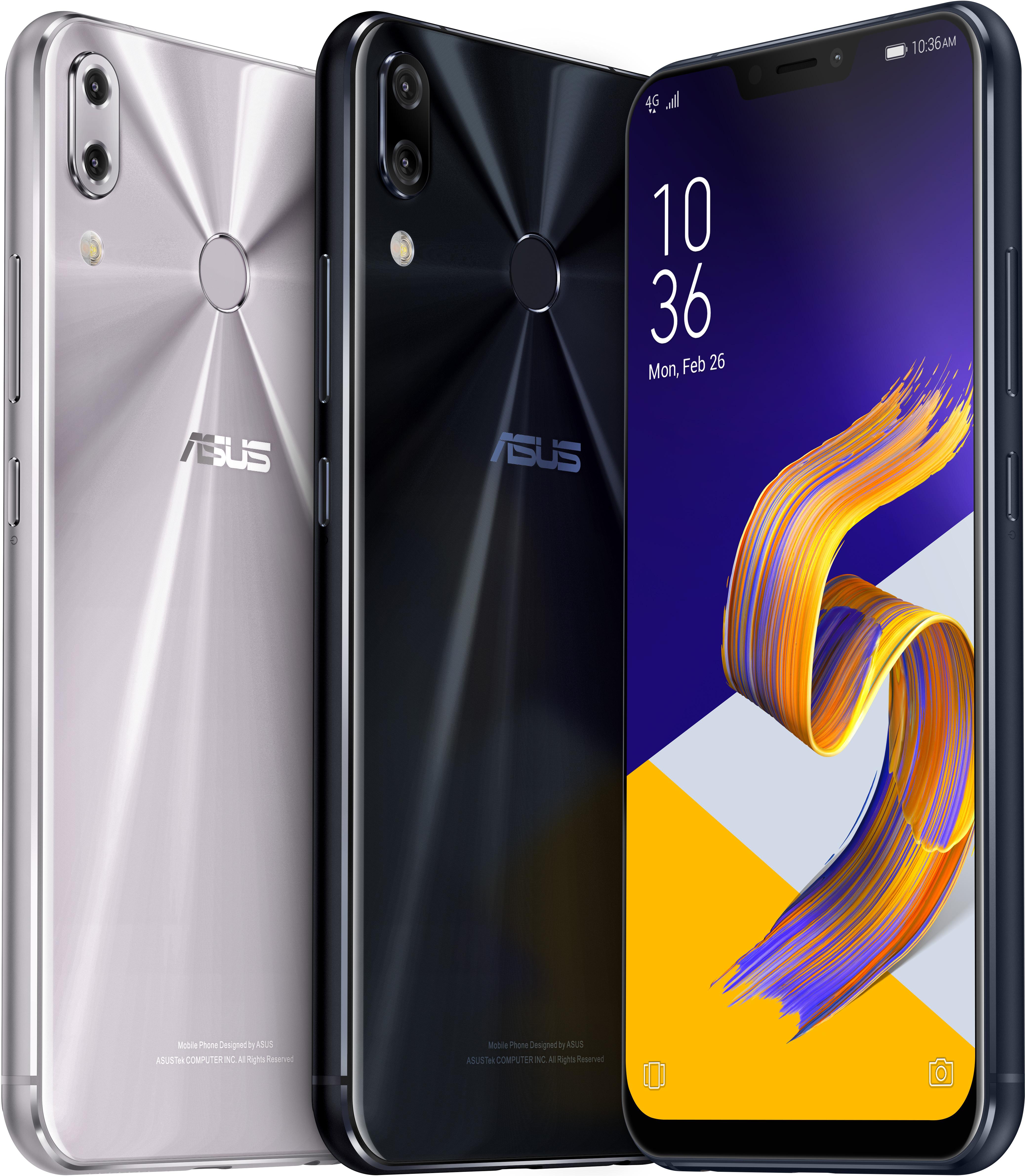 ASUS Zenfone Max Pro M1— 1-ый смартфон компании излинейки андроид One