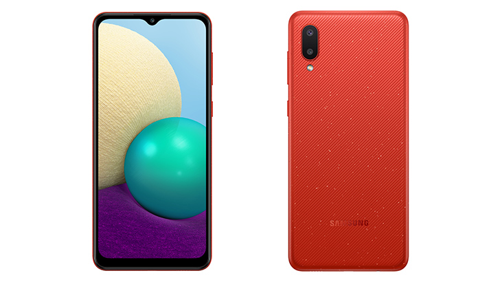 Samsung анонсировала старт российских продаж бюджетного смартфона для активных людей — Samsung A02
