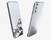 Опубликованы качественные рендеры смартфона Samsung Galaxy S21 Plus2