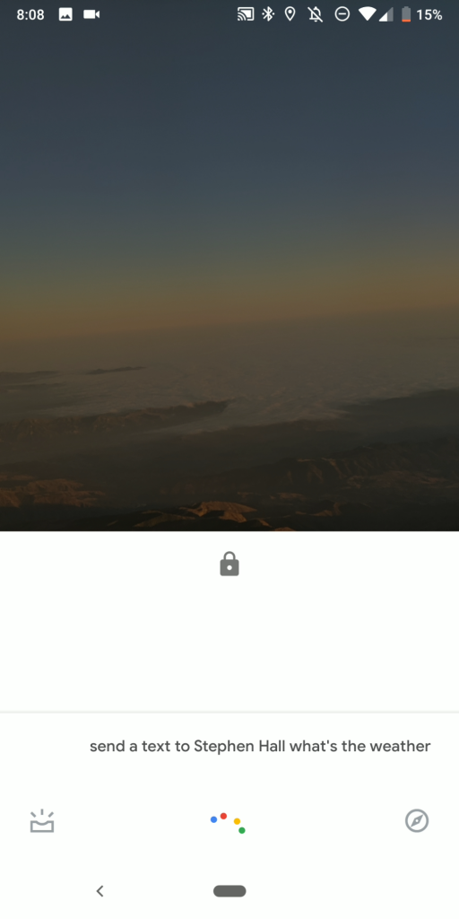 google-assistant-lockscreen-texting-1